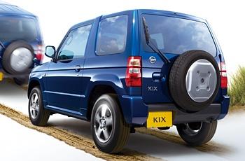日産:キックス [ KIX ] 軽自動車 | このクルマの魅力