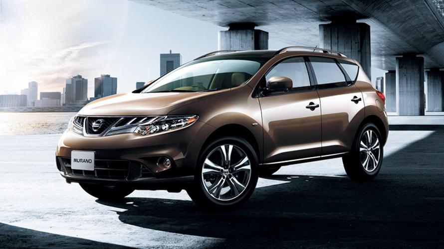 Nissan Murano 2011 日産:ムラーノ [ MURANO ] スポーツ&スペシャリティ/SUV Webカタログ トップ